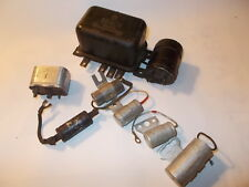 LANCIA Flaminia 2.8 / 3B Coupe Used MIXED LOT of Various BOSCH RELAYS & Others