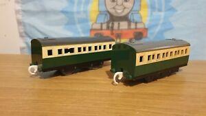 Gordon's Express Passenger Coaches Trackmaster Tomy Thomas & Friends Tank Engine