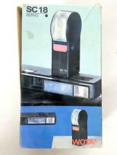 Vintage Retro Wotan SC18 Servo Flash Light Lamp Retro Camera Photography Photo