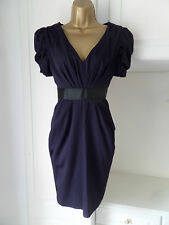 "GORGEOUS LINED DRESS BY NEXT ""SIGNITURE RANGE NWT £55 SIZE 12 BUST 36"""