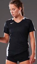 New Nike Stock Vapor Pro Volleyball Jersey Women's Medium Black 915026
