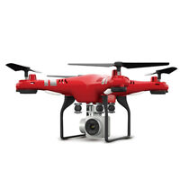Wide Angle Lens HD Camera Quadcopter RC Drone WiFi FPV Live Helicopter Hover AU