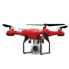 Wide Angle Lens HD 3MP Camera Quadcopter RC Drone WiFi FPV Live Helicopter Hover