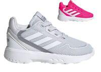 Scarpe da bambini Adidas Nebzed 3933 3934 sneakers bambino bambina da ginnastica