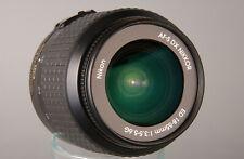 # AF-S DX Nikkor ED 18-55 3,5-5,6 G NIKON Zoom TOP #