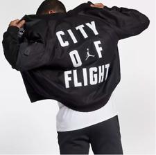 Nike Jordan Sportswear City Of Flight Jacket Wings MA-1 LA SZ XL (911313-010)