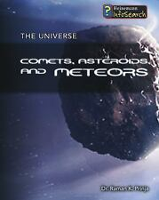 Comets, Asteroids, and Meteors (The Universe)-ExLibrary