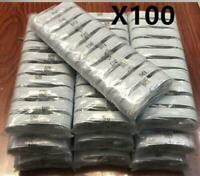 100 x Wholesale Lot 3FT USB Charger Cord Cable Iphone 6 6S 7 8 8Plus X XS XR 11