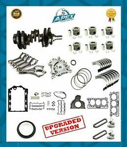 RANGE ROVER 306DT JAGUAR 3.0 CRANKSHAFT TDV6 ENGINE REBUILD KIT - UPGRADED PARTS