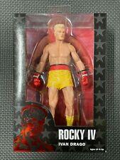 NECA Rocky IV Ivan Drago (yellow trunks) – New In Box