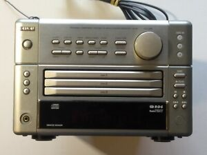 Vintage Denon UD-M5 Personal Component System CD Receiver 3 Disc  (Please Read)