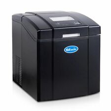Glacio 3.2l Portable Ice Cube Maker Machine 20kg Auto Home Commercial Black