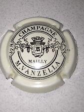 Capsule Champagne VANZELLA M. (10. crème et noir)
