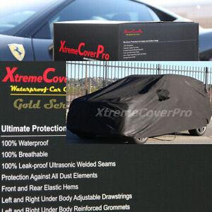 2010 2011 2012 2013 2014 VOLVO XC60 WATERPROOF CAR COVER W/MIRROR POCKET - BLACK
