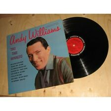 ANDY WILLIAMS two time winners CROONER US CADENCE Lp 1960