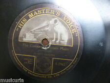 78 rpm HARRY DEARTH the company sargeant major , single sided
