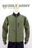 Swiss Army Operators Fleece Jacket Latest Issue RARE Double Layer Thermal Fleece