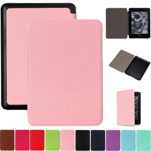 """For Amazon Kindle Paperwhite 1 2 3 4 5/6/7/10th Gen 6"""" Smart Leather Case Cover"""