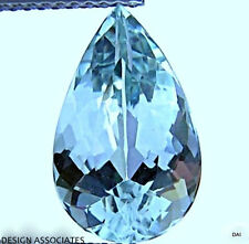 SWISS BLUE TOPAZ  13.5x6  MM PEAR CUT   AAA