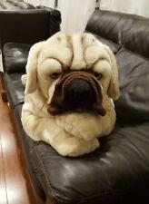 "Giant Big Plush Stuffed Dog Toy Pillow 45""(112cm)"