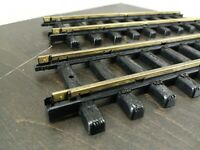 New Bright Holiday Express #385 Straight Track lot of 2