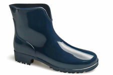 Stormwells Ankle Short Dog Walking Snow Rain Festival Wellies Wellingtons Navy UK 8 Stormwellsanklesho 8ae3b Uk8