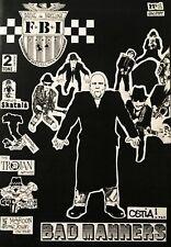 FBI (Fuentes Bien Informadas) Skazine de Barcelona-number 1-April 1989