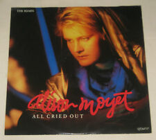 """ALISON MOYET 12"""" EP ALL CRIED OUT THE REMIX EXCL 1984 QTA4757 ex YAZOO"""