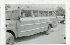 lOOF ODD FELLOWS HOME BUS Vintage Photo 1930 African Americans Black