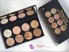 Make Up Revolution Ultra Blush Palette -  Golden Sugar