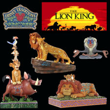Range of Disney Traditions Lion King Figures Figurines - Brand New & Boxed