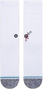 Stance x Kader Sylla Skateboard Legend Crew Socks Large Men's 9-13