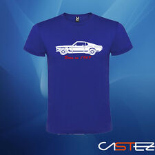 Camiseta coche americano muscle car 1969 mustang  (ENVIO 24/48h) VARIOS COLORES