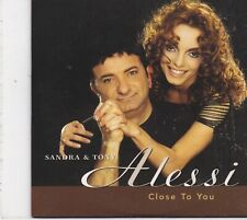 Sandra&Tony Alessi-Close To You  cd single