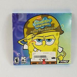 **Win 98/ME/2000/XP** SpongeBob SquarePants: Battle for Bikini Bottom PC, 2003