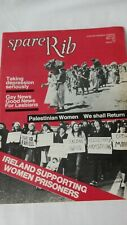 Spare Rib Women's Feminist Magazine, Number 130, May 1983