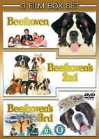 Beethoven - Beethoven's 2nd - Beethoven's 3rd Judge Reinhold New UK Region 2 DVD