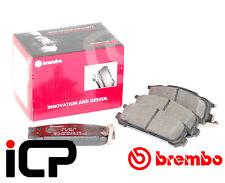 Brembo Rear Brake Pads Fits: Subaru Impreza 92-98 GT WRX STi Type R UK 1 Pot