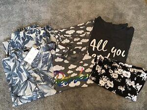Ladies Pyjama Bundle 16/18