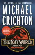 The Lost World por Crichton, Michael Libro de Bolsillo 9781784752231 Nuevo