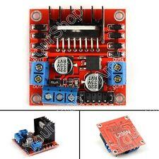 1x Stepper Motor Drive Controlador Módulo L298N Dual H Puente DC Para Arduino