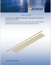 Probst Azl-ep 13 Screed Rail Kit (new Product)