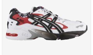 Men's Sneakers Size 10 ASICS Tiger GEL-Kayano 5 OG White/Black | Busha 1A182100
