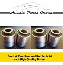 Landcruiser Series 80 105 Front & Rear Panhard Rod bush Set