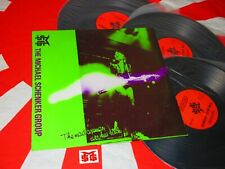 Michael Schenker Group MSG The Mad Axeman Strikes Back LIVE JAPAN 3 LP UFO