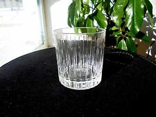Full Crystal Double Old Fashioned Rocks Glass Unbranded