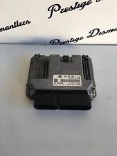 2013 VW GOLF 1.4 TSI MK6 / GEN 6 - CAXA ENGINE ECU CONTROL UNIT 03C907309A