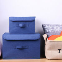 Foldable Drawer Socks Organizer Storage Box for Storing Clothes Toys Underwear