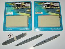 New listing Tri-Ang Minic 1:1200 Model Ships & Accessories 00006000 , Some New & Some Used . . .