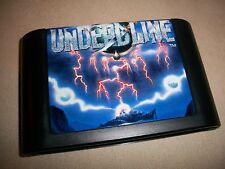Sega Genesis Shmup Undeadline Undead Line NTSC English translation Game